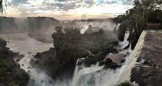 Paradise Iguazu Falls by CLHWorldViews on Etsy