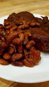 Kiskonyhám ízei: Bosztoni babos sült tarja Beef, Food, Meals, Yemek, Steak, Eten