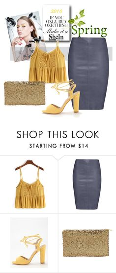 """SheIn 7/I"" by amina-haskic ❤ liked on Polyvore featuring Jitrois and Sheinside"