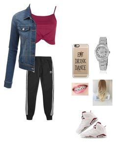 """""""LiddleNique Starter Pack"""" I created this before she got her braces off. I might make another one"""