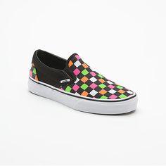 69ee86b96545f My Vans Vans Checkerboard Slip On