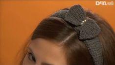 Cerchietto con fiocco fai da te - Consigli pratici.  Segui i nostri consigli pratici e impara a lavorare a maglia, realizzando da sola un cerchietto con fiocco. Crea accessori moda in modo semplice e rapido.