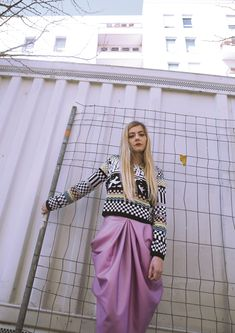 Fille de Banlieue for Antonym Magazine By Soraya Daubron Directed & Styled by Tatiana Terrine