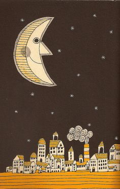 The Moon by Lamevamaleta, via Flickr