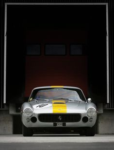 1962 Ferrari 250 GT L Berlinetta Competizione