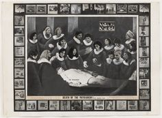 Death of the Patriarchy - A. by Mary Beth Edelson Gelatin Silver Print, Feminist Art, Art Hoe, Patriarchy, Museum Collection, Moma, Les Oeuvres, Art History, Anatomy