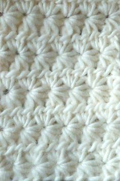 Last week, I totally blew off Stitch of the Week. Well, I didn't blow it off. I was just, you know, really busy. Excuses, excuses. This week, I'm back on track. I learned how to crochet…