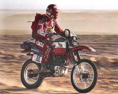 HONDA XL 600 Dakar 1983/84