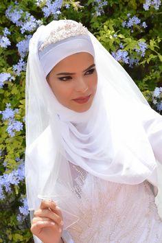 Landaline.com - Robe de mariée adaptée au gout des mariée Hijab ...