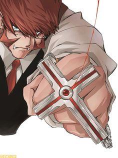 ナックル的ななにか、ヵッコ。゜+.(o´∀`o)゜+.゜イイ!! Mr.Klaus is my favorite chara<3 His knuckle duster (may be) is also cool!