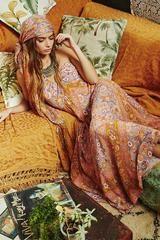 Summer Festival Halter dress
