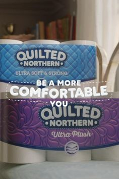 With apologies to faithful Mr. Cuddles, there's an even better way to start enjoying more of the tailored comfort you deserve thanks to Quilted Northern® bath tissue. Choose from Quilted Northern Ultra Soft & Strong® for a premium 2-ply design or Quilted Northern Ultra Plush® for 3 cushiony and absorbent layers that deliver the ultimate in comfort. Learn more about Quilted Northern® bath tissue today. Stair Makeover, Diy Garage Storage, Christmas Door Decorations, Diy Deck, Diy Candles, Furniture Makeover, Easy Diy, 2 Ply, Blog
