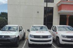 Obras Públicas informa integra 48 vehículos a operativo Día de las Madres