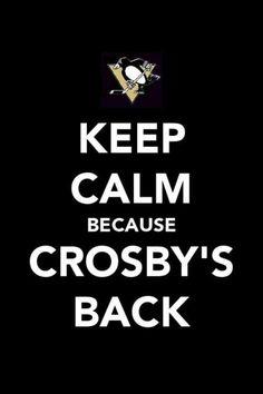 Keep calm it Crosby