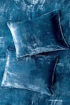 Skye Velvet Duvet Cover | Urban Outfitters Velvet Bedding Sets, Velvet Bedroom, Velvet Duvet, Velvet Cushions, Velvet Sheets, Handmade Duvet Covers, 20x20 Pillow Covers, Pillow Shams, Boho Chic Bedding