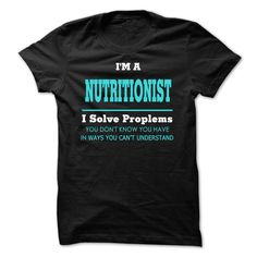 Awesome Nutritionist T-Shirts, Hoodies. BUY IT NOW ==►…
