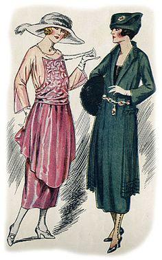Fashion, 1920