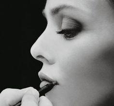 Black and white, Vanessa Paradis