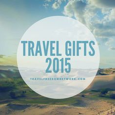 The best travel gift