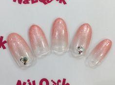 Nail Parfait Gel (Rose Salmon) http://www.nailparfait.com/lp/01/