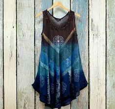 Let the compliments pour in! Our Earth & Sky Sleeveless Tunic is on sale today only for just $16.99 in Regular & Plus sizes! Every order helps provide meals for veterans in need!   ★ORDER NOW★ http://greatergood.me/1T1qIWv