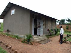 The Kingdom Hall in Musoma, Tanzania