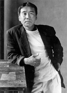 Haruki Murakami - One of my favourite Japanese authors.