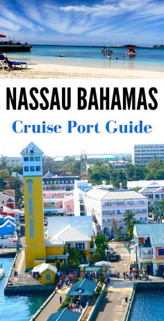 This is your guide to fun in Nassau Bahamas Cruise Port on a budget. Find out about a free admission beach in walking distance from the port and other things to do on a budget. Save money from spending at expensive resorts if that is not your cup of tea! Bahamas Honeymoon, Bahamas Beach, Bahamas Vacation, Bahamas Cruise, Cruise Port, Cruise Travel, Cruise Vacation, Vacation Trips, Carnival Cruise Bahamas