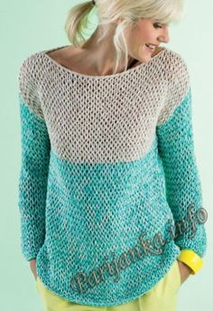 This Pin was discovered by Нат Crochet Woman, Knit Crochet, Crochet Clothes, Diy Clothes, Warm Sweaters, Sweaters For Women, Womens Knit Sweater, Knitting Paterns, Knit Fashion