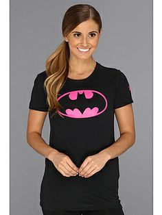 Under Armour Batgirl Semi-Fitted T-Shirt