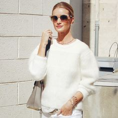 Fashion | Style Inspiration : Rosie Huntington-Whiteley