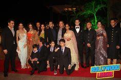 Salman Khan's Sister Arpita Khan's wedding Reception - Part 1 #bollywood bollywood #bollywood #news #photography #fashion #latest #top #india #style #beauty