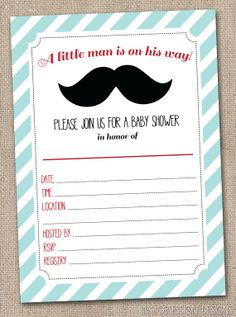 Cutiebabes blank baby shower invitations 10 babyshower baby fill in little man mustache baby shower invitations boys digital baby shower invite design red with filmwisefo