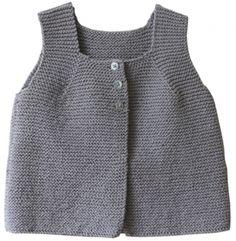 Sweet little vest