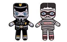 Split personality. :) Flip dolls.