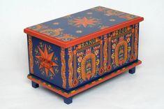 Tulipán a magyar népművészetben – Wikipédia Storage Chest, Folk Art, Decorative Boxes, Traditional, Cabinet, Furniture, Hungary, Roots, Home Decor