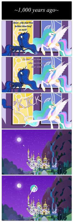 Lunas Banishment: How It Really Happened by ~grievousfan on deviantART