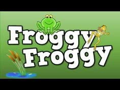 Froggy, Froggy! (a song for kids about the frog life cycle, etc...) - YouTube