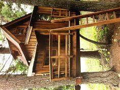 Tumble Creek Treehouse Eastern Washington