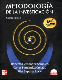 Metodologia de la investigación - Hernández sampieri
