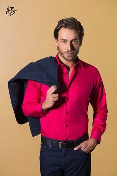 Look Angelo Bertoni http://www.bredaalfaiataria.com.br Camisa Social Tricoline Acetinado / Blazer Sarja / Calça Jeans Clássica