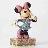 Call Me-Sweetheart Minnie Mouse Figurine