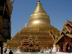Myanmar, South Asia - Really beatifull place to travel.