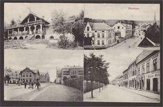 Hamar. Flermotiv. PA 1019. St Nordb. -09