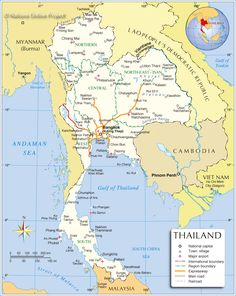 Thailand is my most favorite place to travel.  I love BKK, and I love the beaches.  Someday, we may retire on Bottle Beach, Koh Phangnan.  I always feel at home in Thailand, and I look forward to going back again and again ... and potentially living there someday.