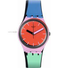 Unisex Swatch Watch GB286
