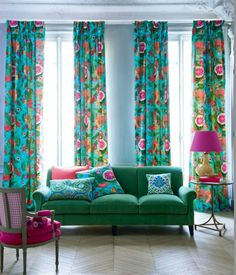 New collection Manuel Canovas now @ Stock Interiors