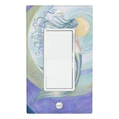 Grimshaw Inner Light Mermaid Light Switch Cover