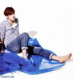Yunho: CD&DL Magazine (August 2013)