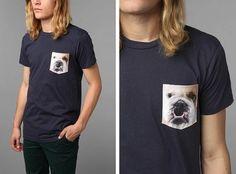 camiseta com bolso estampado (7)